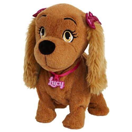 Interaktív kutya Lucy Énekel és táncol