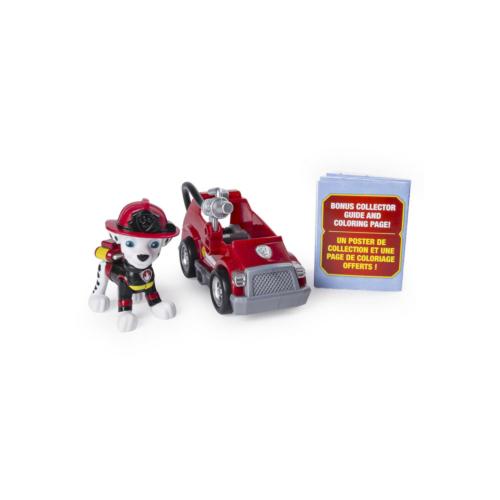 Mancs őrjárat Mini jármű figurával Marshall tűzoltóautóval