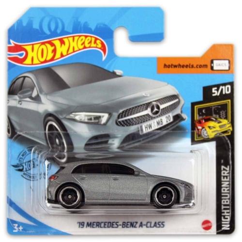 Mattel Hot Wheels fém kisautó '19 Mercedes-Benz A-Class