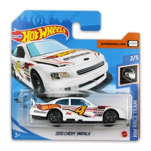 Mattel Hot Wheels fém kisautó 2010 Chevy Impala