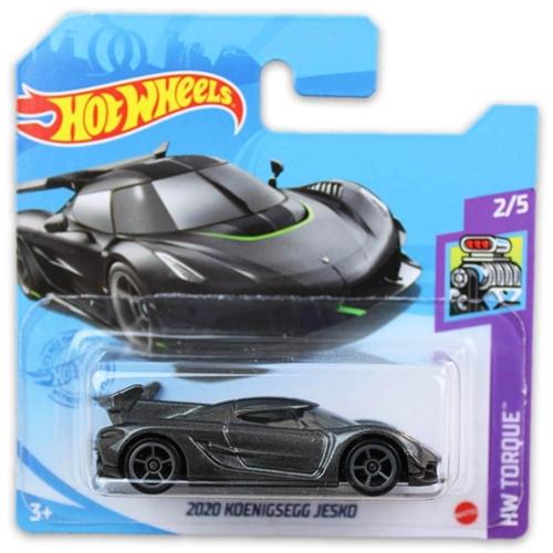 Mattel Hot Wheels fém kisautó 2020 Koenigsegg Jesko