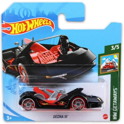 Mattel Hot Wheels fém kisautó Deora III