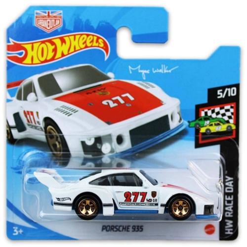 Mattel Hot Wheels fém kisautó Porsche 935