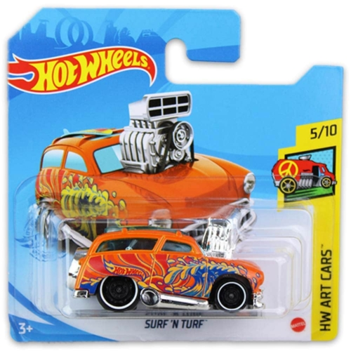 Mattel Hot Wheels fém kisautó Surf 'n Turf
