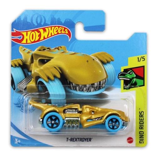Mattel Hot Wheels fém kisautó T-Rextroyer