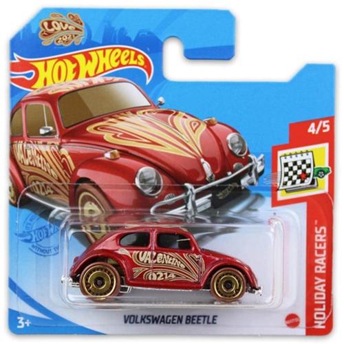 Mattel Hot Wheels fém kisautó Volkswagen Beetle