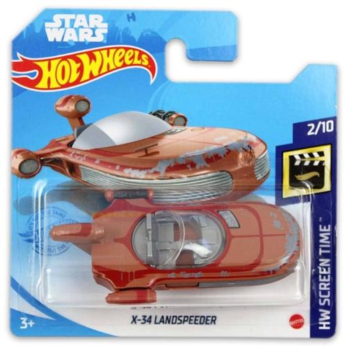 Mattel Hot Wheels fém kisűrhajó X-34 Landspeeder