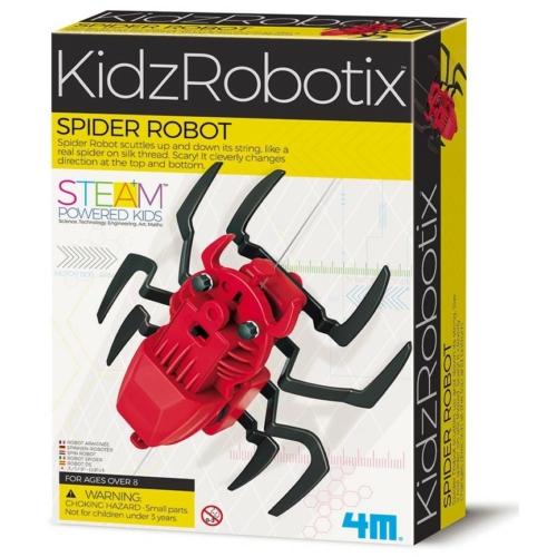 Pókrobot szett 4M KidzRobotix