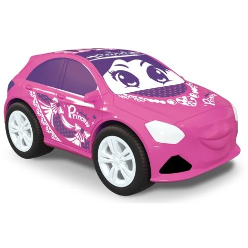 Puha vanília illatú autó műanyag rózsaszín Pink Drivez
