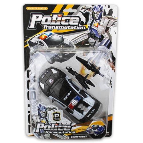 Robottá alakuló autó fegyverekkel