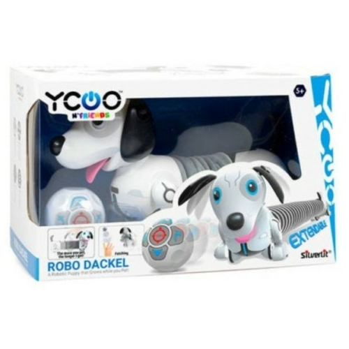 Silverlit YCOO N' Friends Robo Dackel R