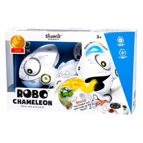Silverlit robot Kaméleon távirányítós játék Channel B
