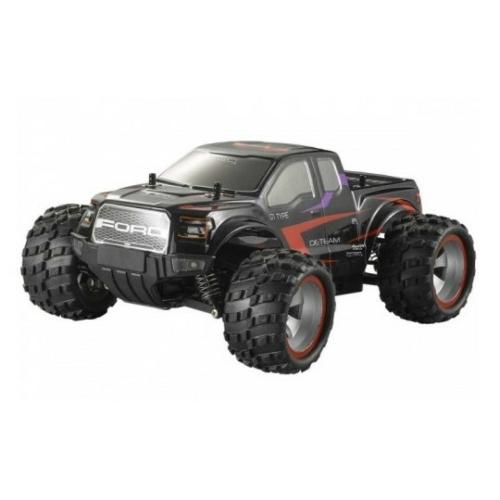 Távirányítós Ford F-150 Raptor 4x4 fekete 1:18