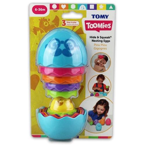 Toomies Kukucska összerakható tojás kék