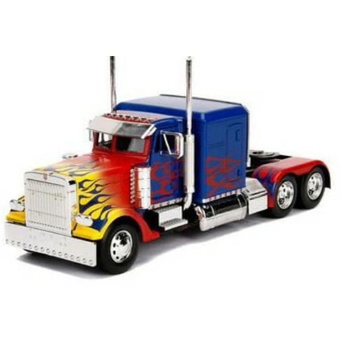 Transformers fém kisautó Optimus Prime