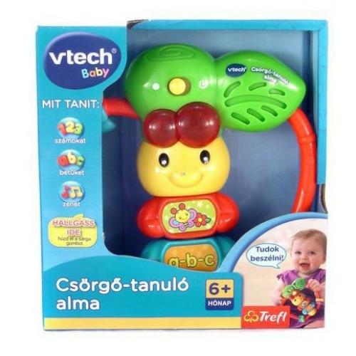 V-Tech Baby Csörgő-tanuló alma