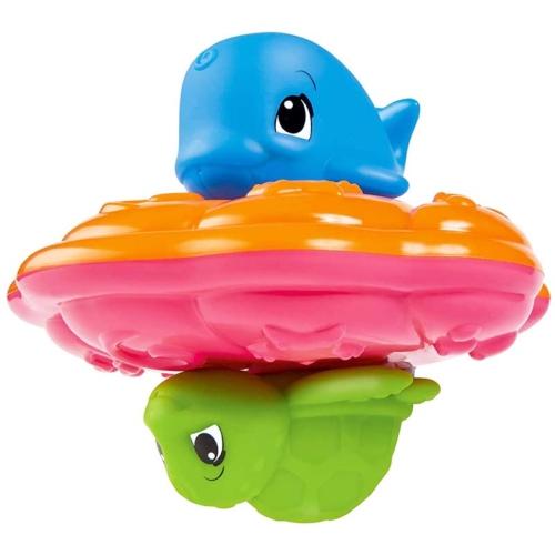 ABC Baby Bath vízijáték tengeri állatos