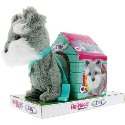 AniMagic Tilly plüss interaktív kutyus