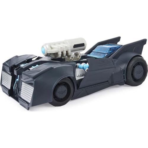 Átalakuló 34 cm-es Batmobil rakétával és 10 cm-es figurával műanyag