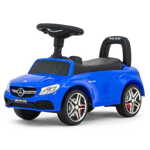 Bébitaxi Mercedes - AMG C63 Coupe kék