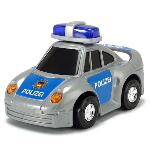 Bumb & Go Car rendőrautó fénnyel műanyag