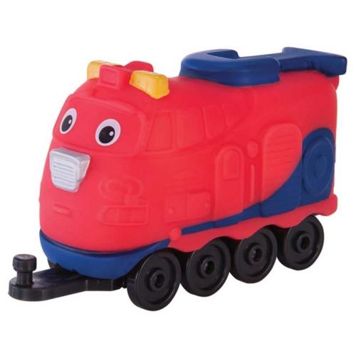 Chuggington Jackman vonat játékfigura kicsi