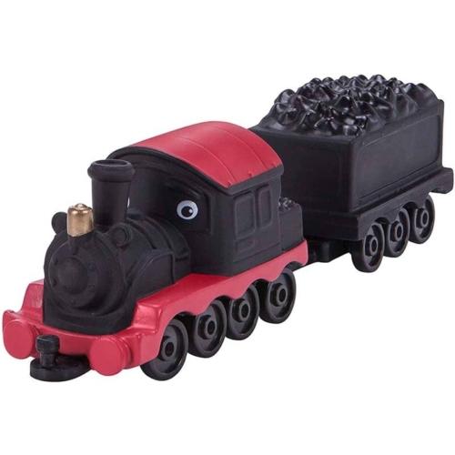 Chuggington Pöfögő Pete vonat játékfigura