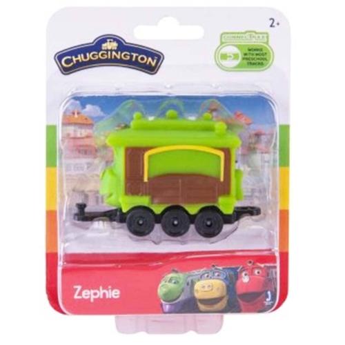Chuggington Zephie vonat játékfigura