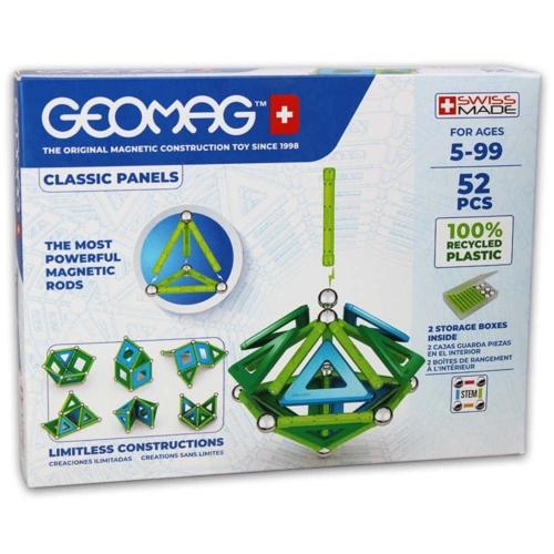 Geomag Classic Panels készlet 52 db-os