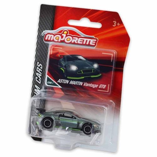 Majorette Aston Martin Vantage GT8 229D-1 fém kisautó zöld 1:64