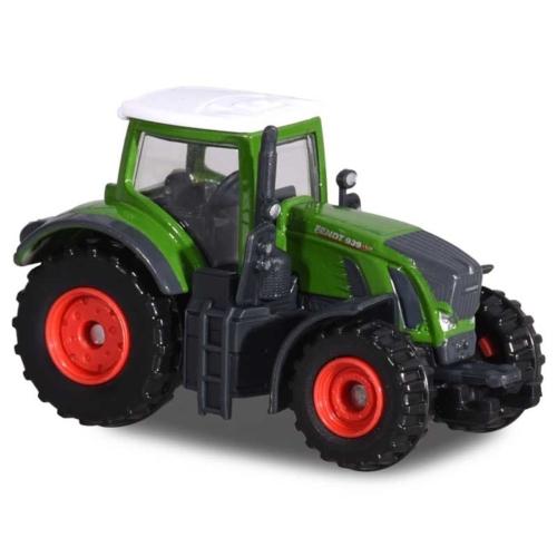 Majorette Fendt 939 fém traktor zöld 1:64