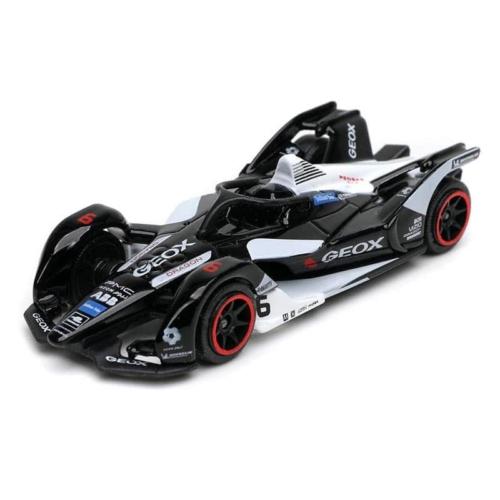Majorette Formula-E Geox Dragon fém versenyautó