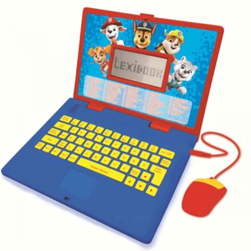 Mancs Őrjárat Magyar/Angol nyelvű oktató laptop