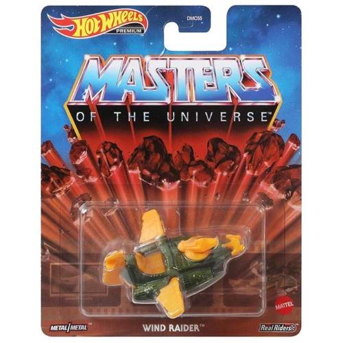 Mattel Hot Wheels fém űrhajó Wind Raider Master of the Universe