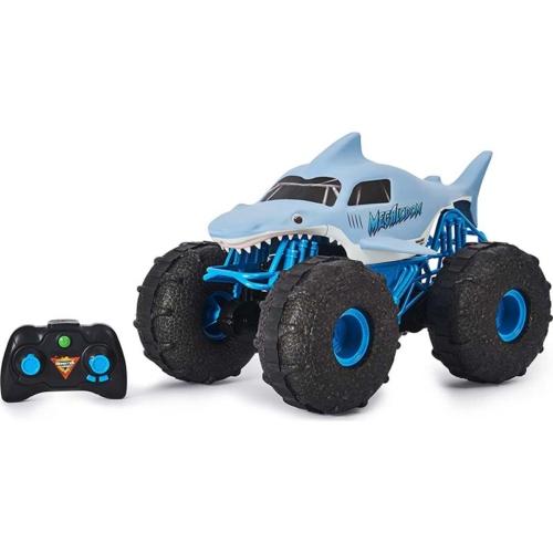 Monster Jam Megalodon Storm RC távirányítós vízálló 35 cm