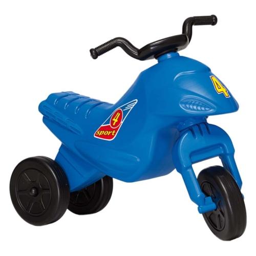 Motor Super Bike 4 mini műanyag kék 25 cm
