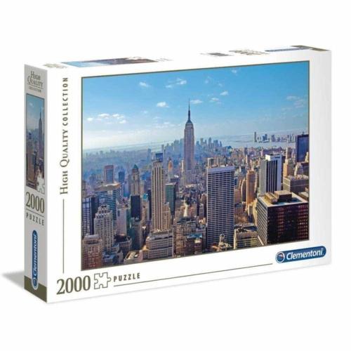 Puzzle New York 2000 db-os Clementoni