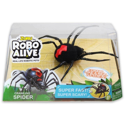Robo Alive mozgó robot pók