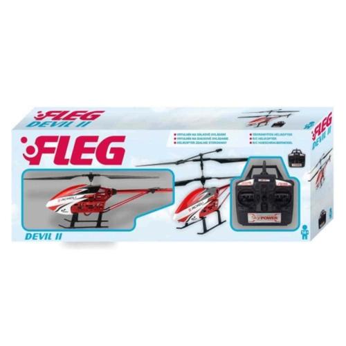Távirányítós Helikopter Devil 2 Fleg 50 cm
