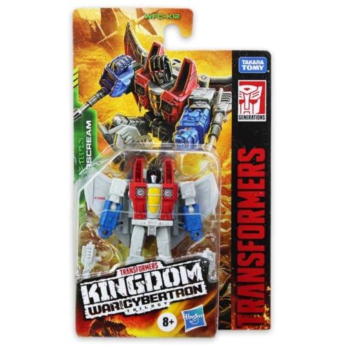 Transformers Kingdom Starscream átalakítható játékfigura
