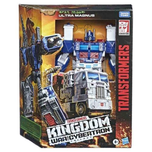 Transformers Kingdom Ultra Magnus átalakítható játékfigura